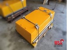 MSA stock feed magnet retrieval system