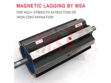 Magnetic Lagging by MSA