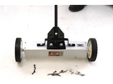 Magnetic sweeper available from Magnet Sales Australia