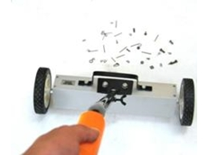 Magnetic sweeper from Magnet Sales Australia