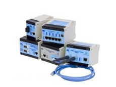 Intrinsic Safe Ethernet equipment for hazardous areas