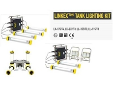 IEC Ex certified Linkex tank lighting kits