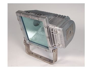 The Evolution is a highly efficient floodlighting solution
