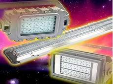 New LED Range from Chalmit for Hazardous Area's