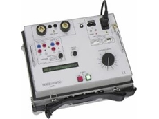 High current test system - 750ADM/750ADM-H  current injection systems