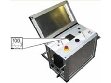 HVA 30 high voltage universal test system