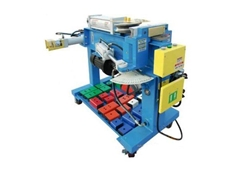 Steelmaster HTB2000 tube bending machine