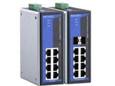 The Moxa EDS-G308 unmanaged Ethernet Switch