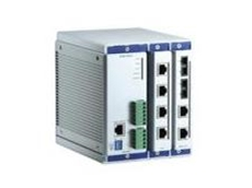 EDS-608 series Ethernet switches are suitable for use in any harsh industrial environment