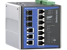 EDS-P510 Gigabit PoE managed Ethernet switch