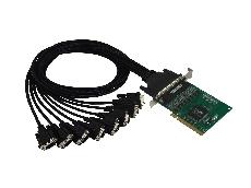 CP-118EL Multiport serial board