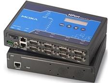 Moxa NPort 5600 8-port serial device server