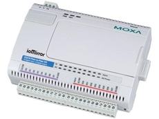 Moxa active Ethernet I/O mirror E3210