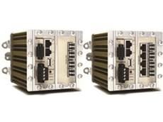 RedFox industrial routing switches
