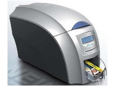 The Enduro ID card printer