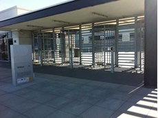 Magnetic's pedestrian turnstiles help the food retailer monitor employees' presence on site