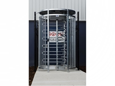 Pedestrian  Access Full Height Turnstiles