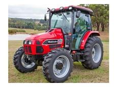 7060 4WD Cab Series tractors from Mahindra Australia