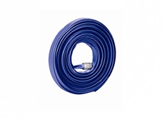 Flexible rising mains are available in lengths of 200m