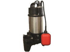 Aquaplus SS Series Vortex submersible sewerage pumps