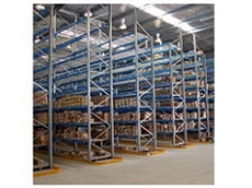 Narrow aisle racking systems available from Maloufs