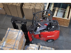 Manitou unveils new articulated forklifts