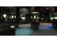ViewStream digital video displays in use at the Hong Kong Museum of Culture