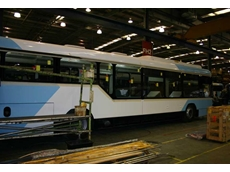 Custom Coaches manufacturing facility