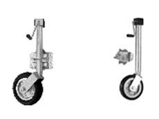Caravan and Trailer Jockey Wheels  from Manutec