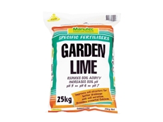 Garden Lime is a finely ground limestone that reduces soil acidity and acts as a  soil conditioner