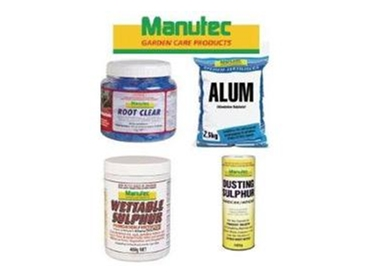 Plant and Soil Nutrients from Manutec