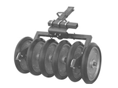 Tyne Mounted Press Wheels for Agricultural Machinery from Manutec