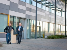 New Maplesoft office in Cambridge, UK