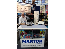 Martor safety cutters