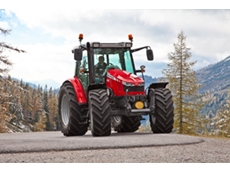 The MF 5450 is just one of four new tractors in the MF 5400 Series