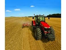 MF 8600 tractors from Massey Ferguson