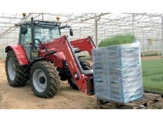 Tractor implements - silage handling and forks