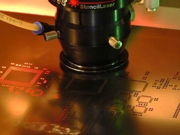 Precision Solder Paste Stencil