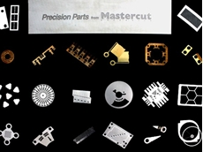 Precision Parts from Mastercut
