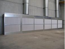Masterflo Fliter Wall System