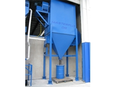 Masterflo dust collectors are manufactured from stainless steel or aluminium