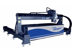 MultiCam 6000 Series CNC water jet cutting system