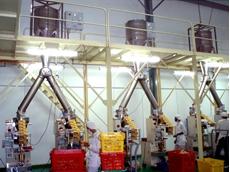 Coffee batch manufacturing in IBCs