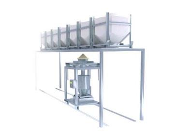 Recipe Ingredient Formulation, Cone Valve Systems, Batch Ingredient Formulation