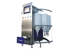 Flexibatch Micro ingredients formulation system can automatically dose the material in coarse and fine feed rates
