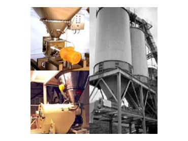 Powder Handling Systems, Disharger Valves, Cone Valve Technology