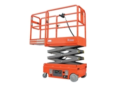 Access Platforms, Scissor Lifts and Knuckle Booms from Materials Handling