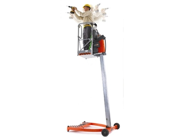 Liftpod aerial work platform