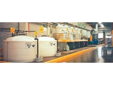 Chemical resistant Super Tanks from Materials Handling