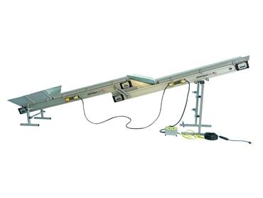 Miniveyor lightweight belt conveyors